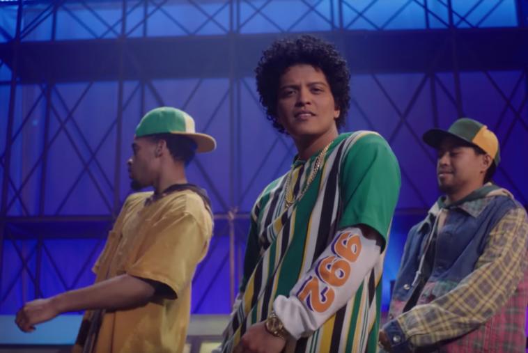 b131a5dbc5f86 NOLA Inspired  Bruno Mars does the Beenie Weenie in new video with ...