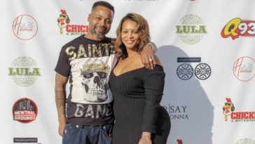 Juvenile and Shadonna at Hearsay Grand Opening