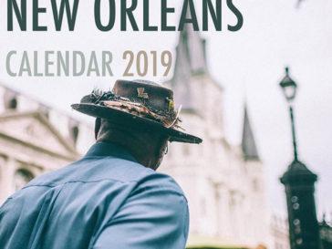 Patrick Melon 2019 Calendar