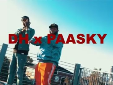 "DH Next Up and Paasky Video ""Keep Going"""