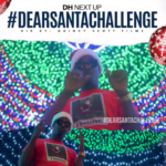 DH Next Up #DearSantaChallenge