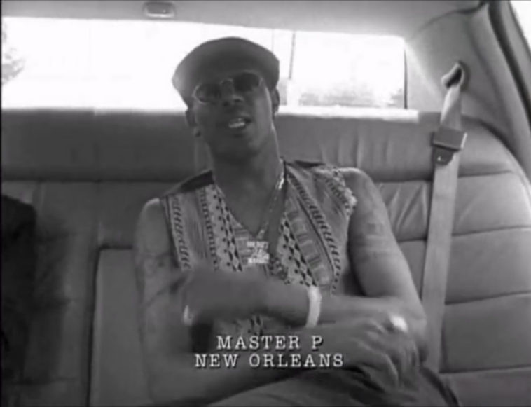 Master P speaks on Rhyme and Rhythm