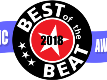 OffBeat 'Best of the Beat' Awards 2018