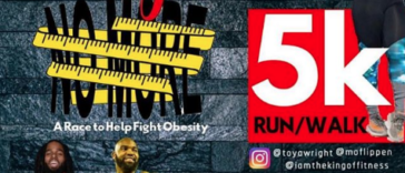 """Weight No More"" Race in New Orleans on March 30"