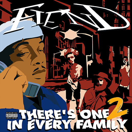 Fiend - There's One In Every Family 2 [Album Review] - Newtral Groundz